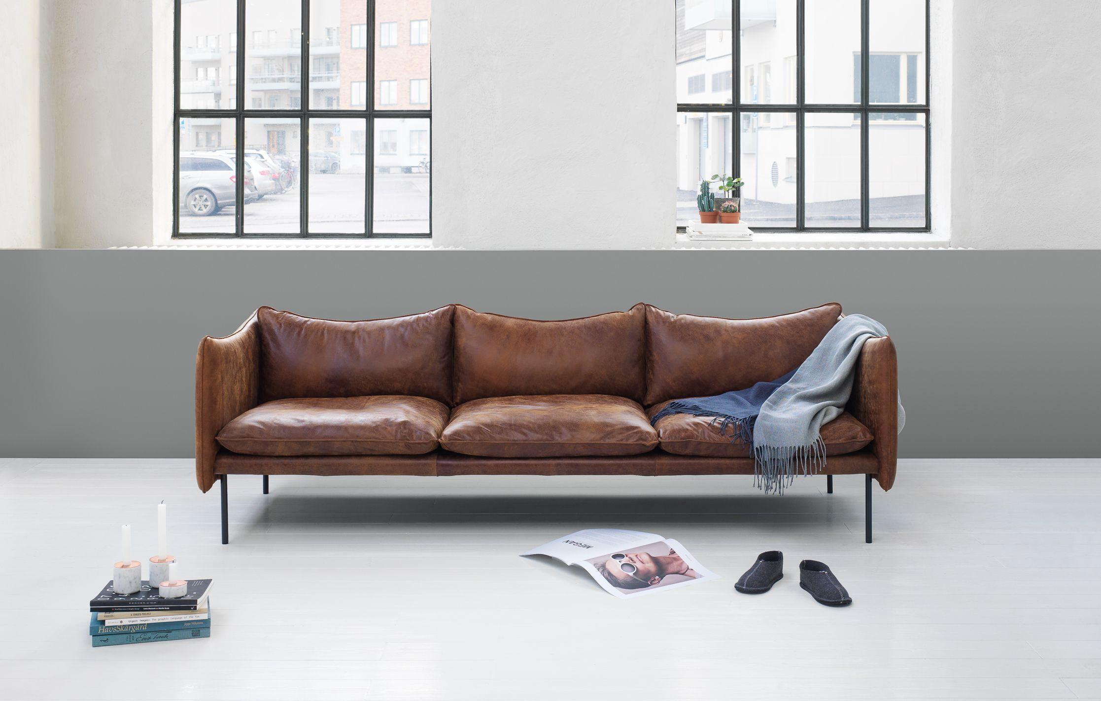 Fogia Tiki Divano Tre Posti nel 2020 Vintage sofa
