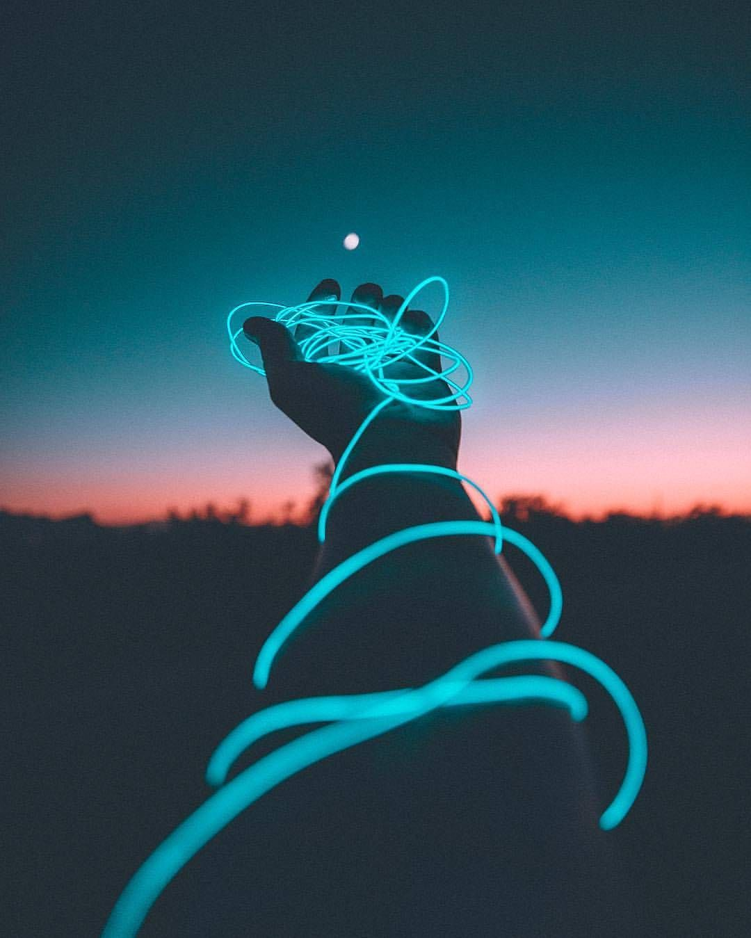 Pinterest Emma Weekly Instagram Photography Inspiration Neon Sunset Art Photography Art Neon