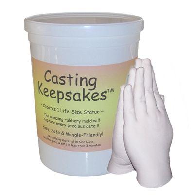 3D Plaster Casting Powder DIY White Baby Handprints Footprints Hands Amp Foot