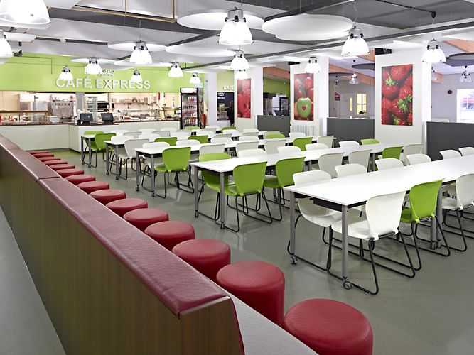 Ashby School Required A Complete Space Plan Design And Fit Out Of Stunning School Dining Room Decorating Inspiration