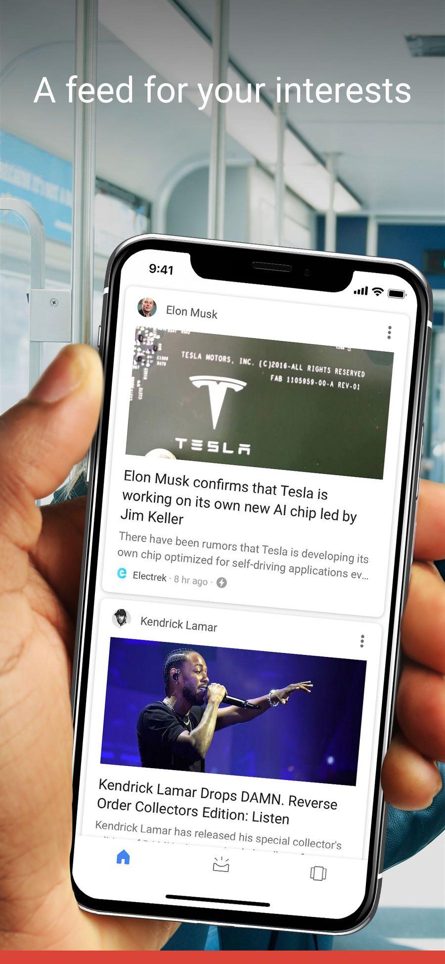how to get tesla app