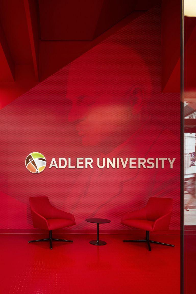 Adler University Vancouver Campus Public Architecture University University Project