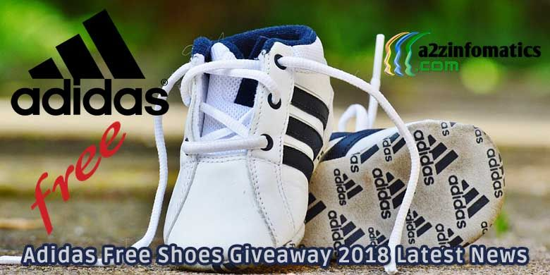 Adidas Giving Free Shoes on 69th Anniversary 2018 Latest