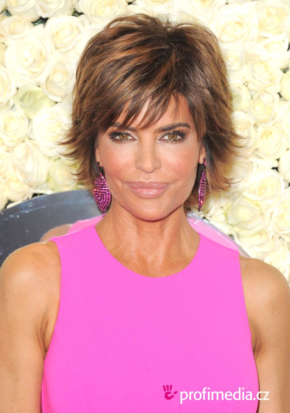 Lisa Rinna Hairstyle Simple Hairstyle Ideas For Women And Man