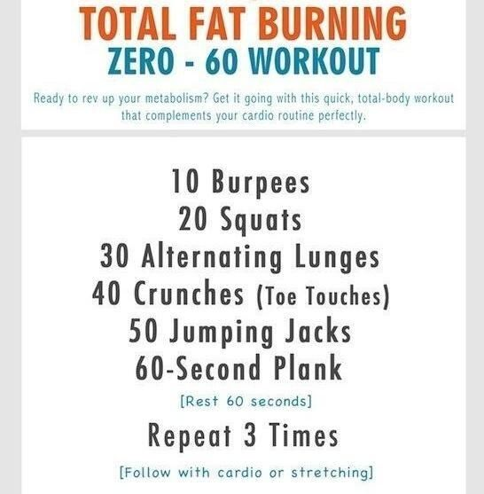 How to burn fat on treadmill image 1
