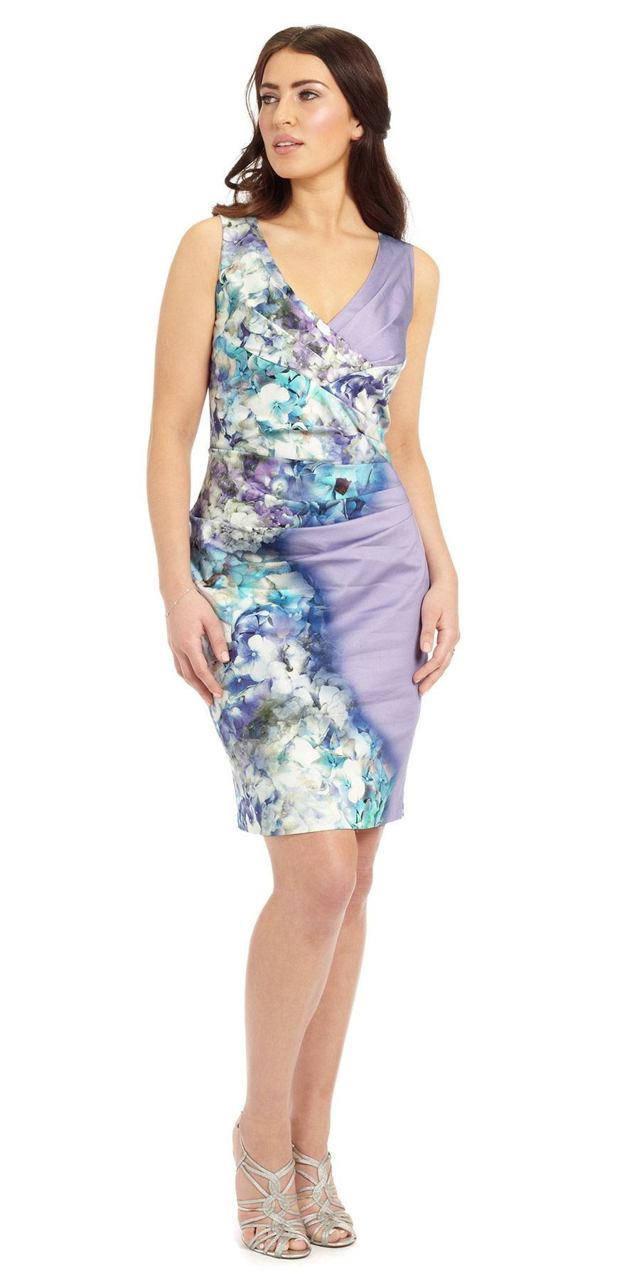 Summer Wedding Outfits Mother of the Bride or Groom Dress