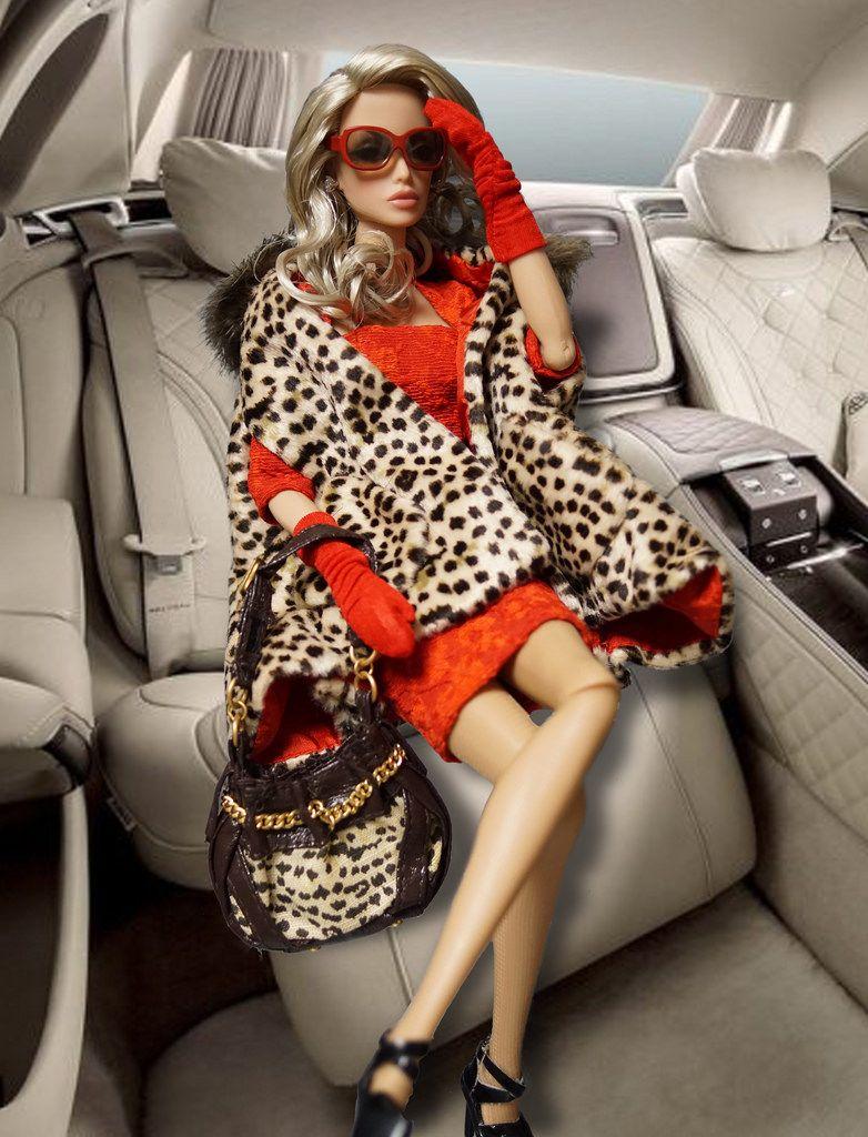 Mercedes S600  – Barbie & schöne Künstlerpuppen 2……☺️☘️