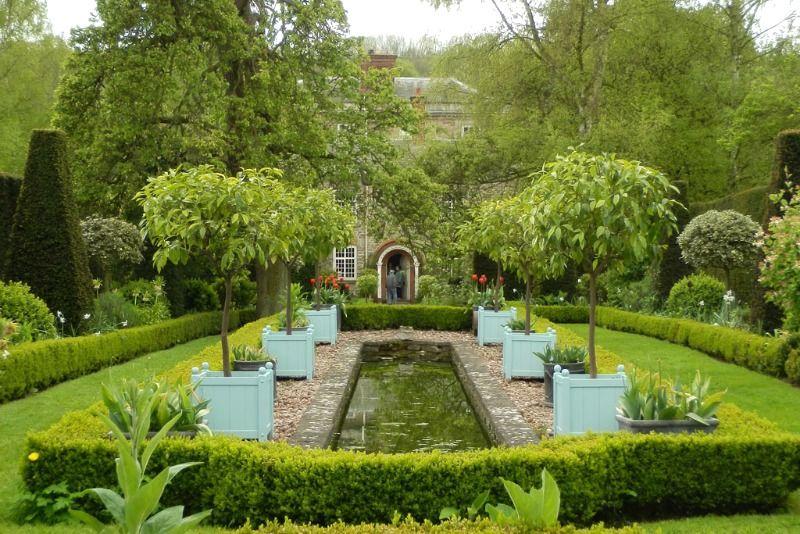 Morville Gardens, un parque donde puedes conocer la