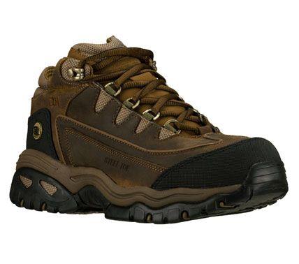 Work Energy Blue Ridge Mens Steel Toe Boots Cheap Mens Boots