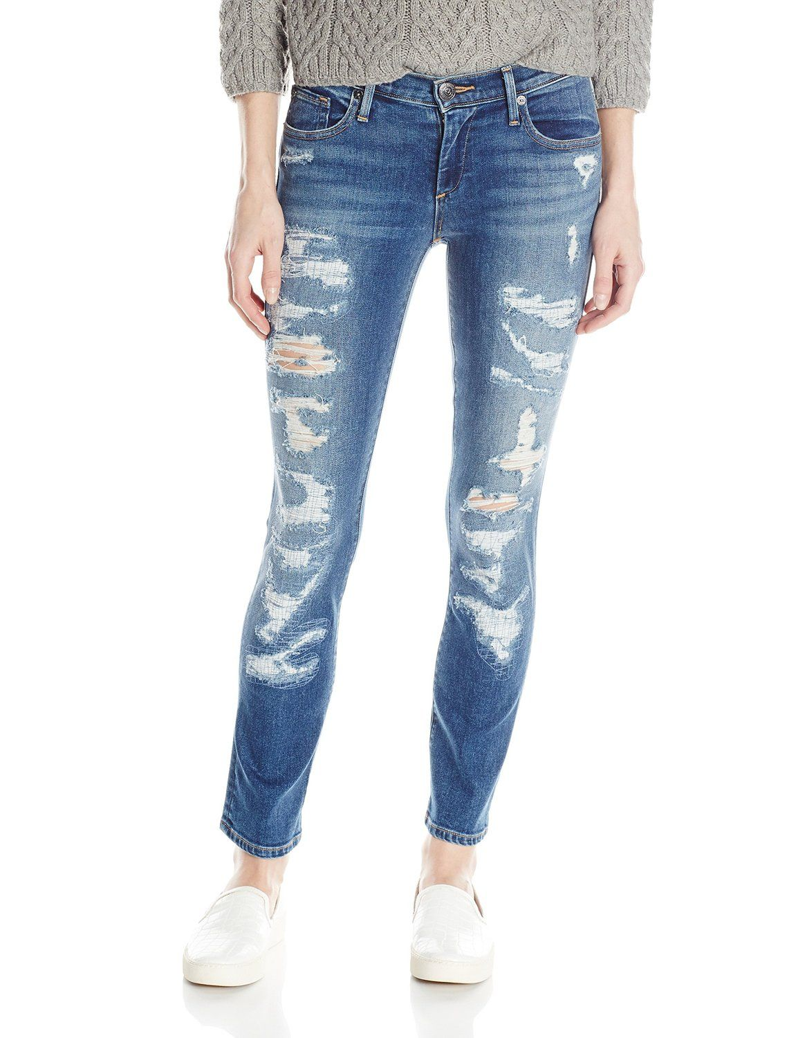 True Religion Women's Cora Mid Rise Straight Crop Jean In Fremont Ave >>> This is an Amazon Affiliate link. Continue to the product at the image link.