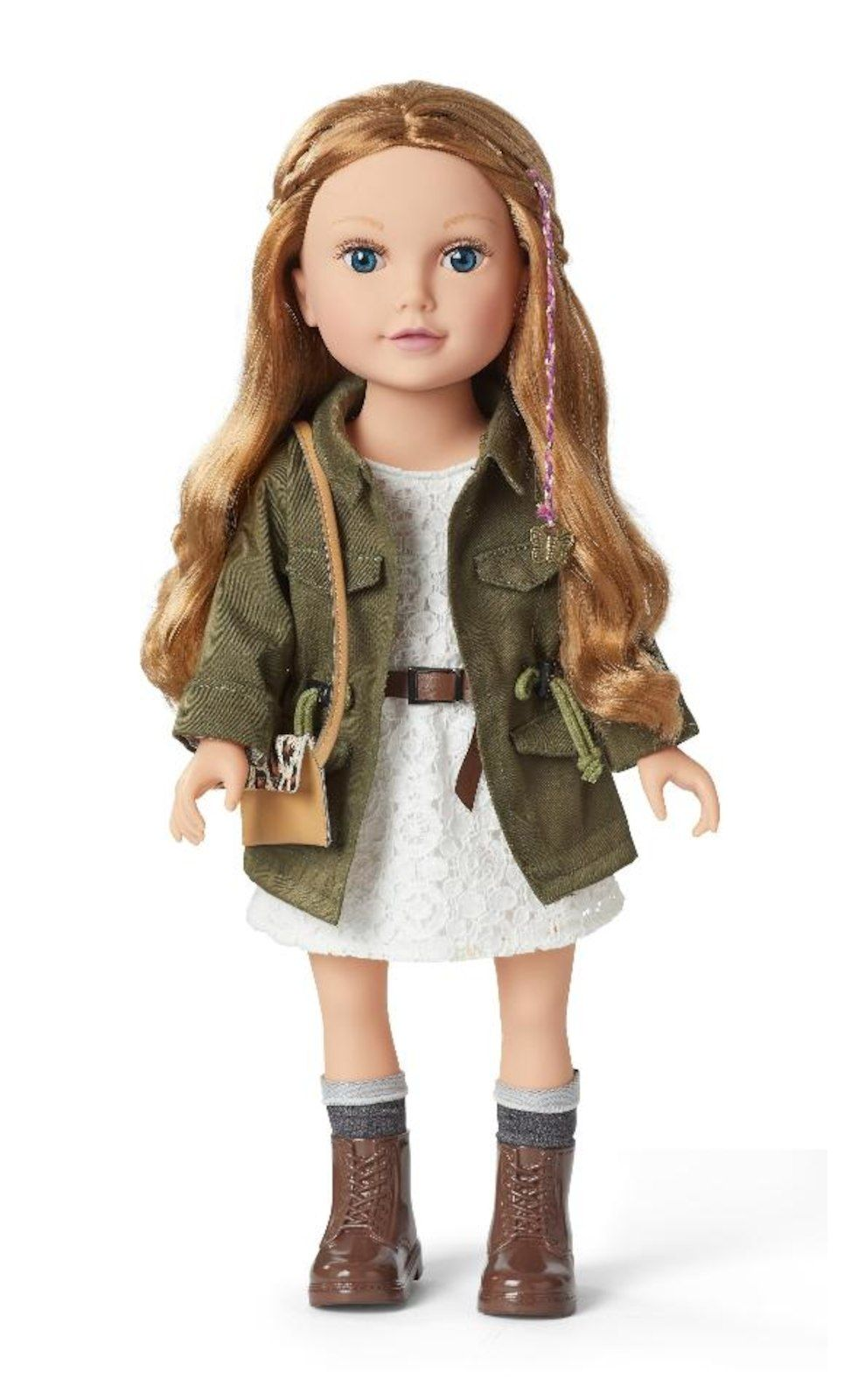 """NEW Journey Girl Doll Toys /'R Us Exclusive Outfit Fashion Accessories Set 18/"""""""