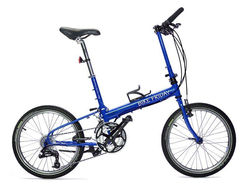 New World Tourist Folding Bike Bike Friday Bike Folding Bike