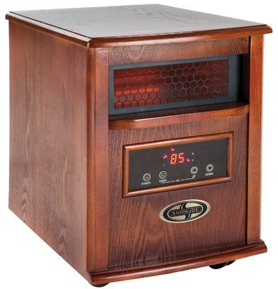 Element Wood Cabinet Space Heater