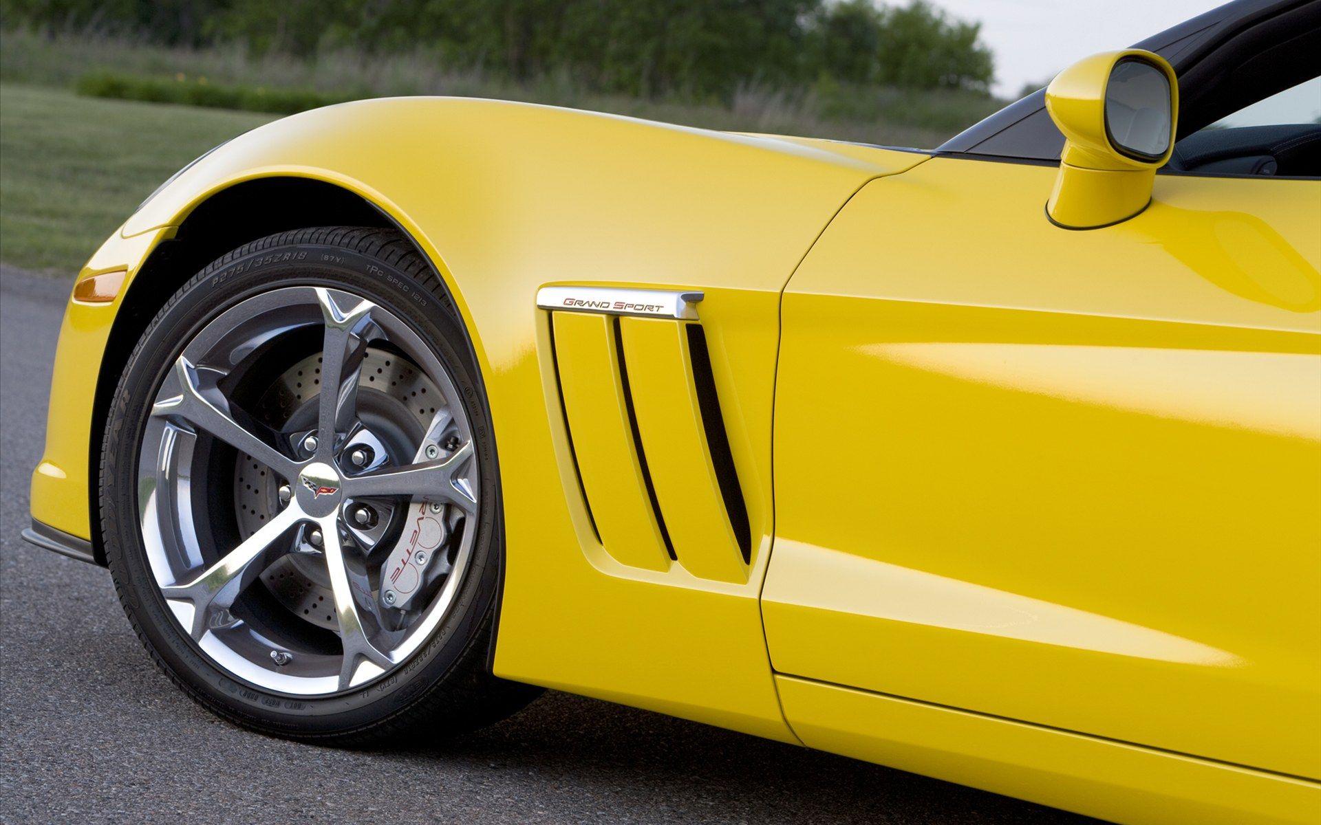 Chevrolet Corvette Grand Sport Lt Hd Car Wallpaper Hd Corvettes