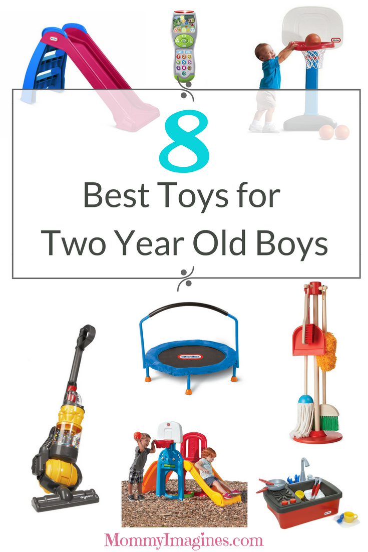 The 8 Best 2 Year Old Toys For Your Favorite Little Boy