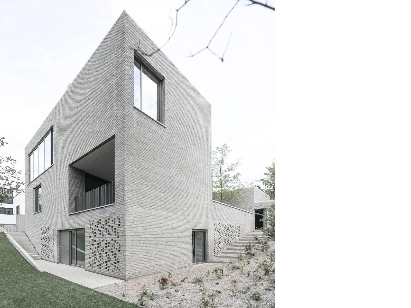 Architekt Emsdetten bayer und strobel architekten wohnhaus z best architects 14 in