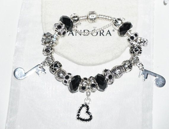 Your The Music In My Soul Authentic Jared Pandora Bracelet