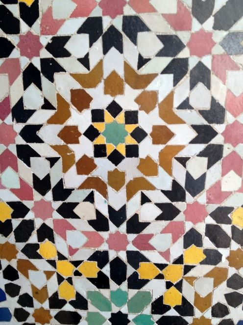 How To Cut Decorative Tile Magical Style Of Exotic Marrakech  Travel Style  Mosaics