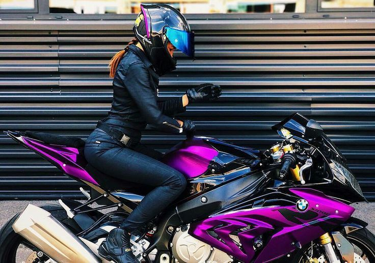 Beautiful Ladies On Bike! You Bet #Attractive #bikelife #motorbike #bike #girls