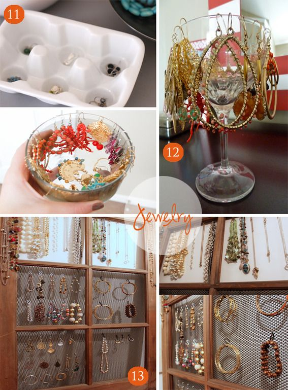 17 Savvy Tips to Organize Your Life Cocktail glass Jar and Glass