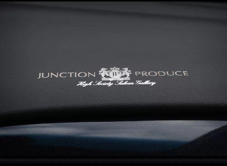 Junction produce 3d metal car decal