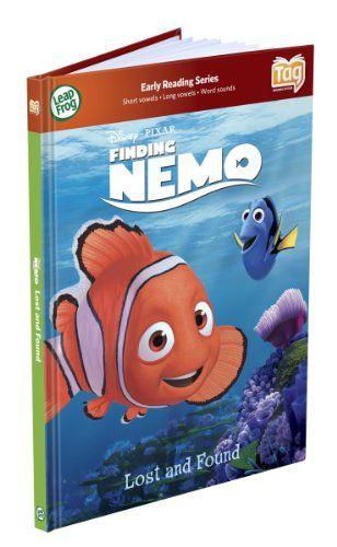 LeapFrog Tag Finding Nemo Book: Amazon.co.uk: Toys & Games