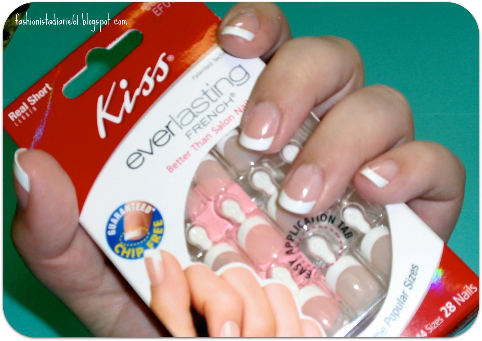 Kiss everlast nails. Easy to use and perfect for when you ...