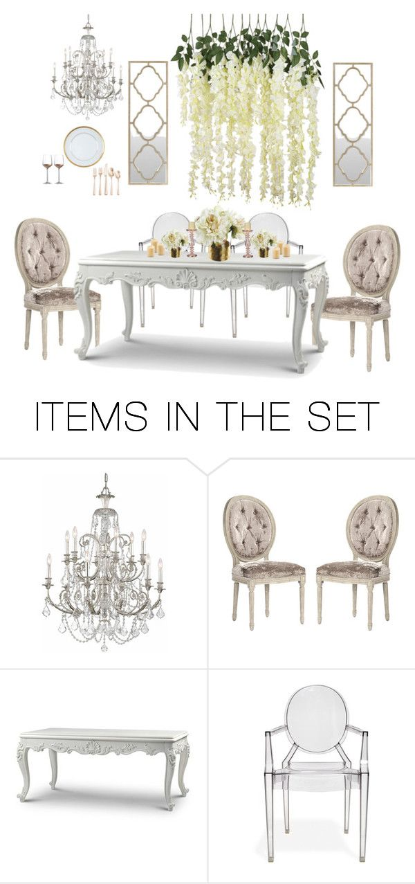 """Wedding Decor Inspiration"" by brnd-joseph on Polyvore featuring art"