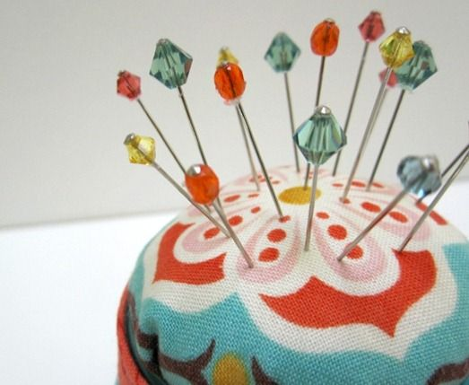 Make Your Own Decorative Sewing Pins Mom Would Love Decorative