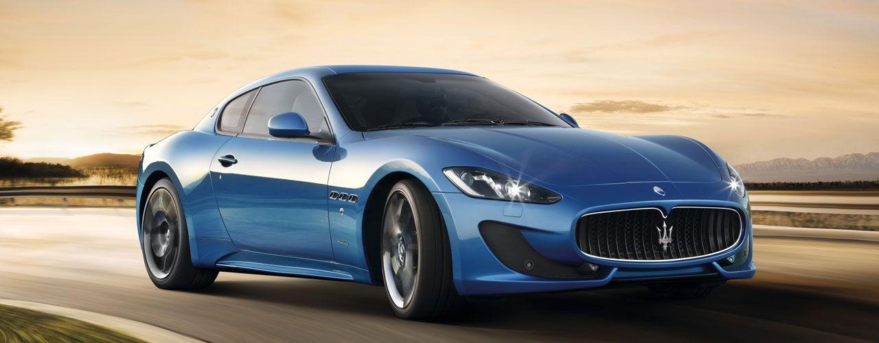 Maserati GranTurismo Sport 車