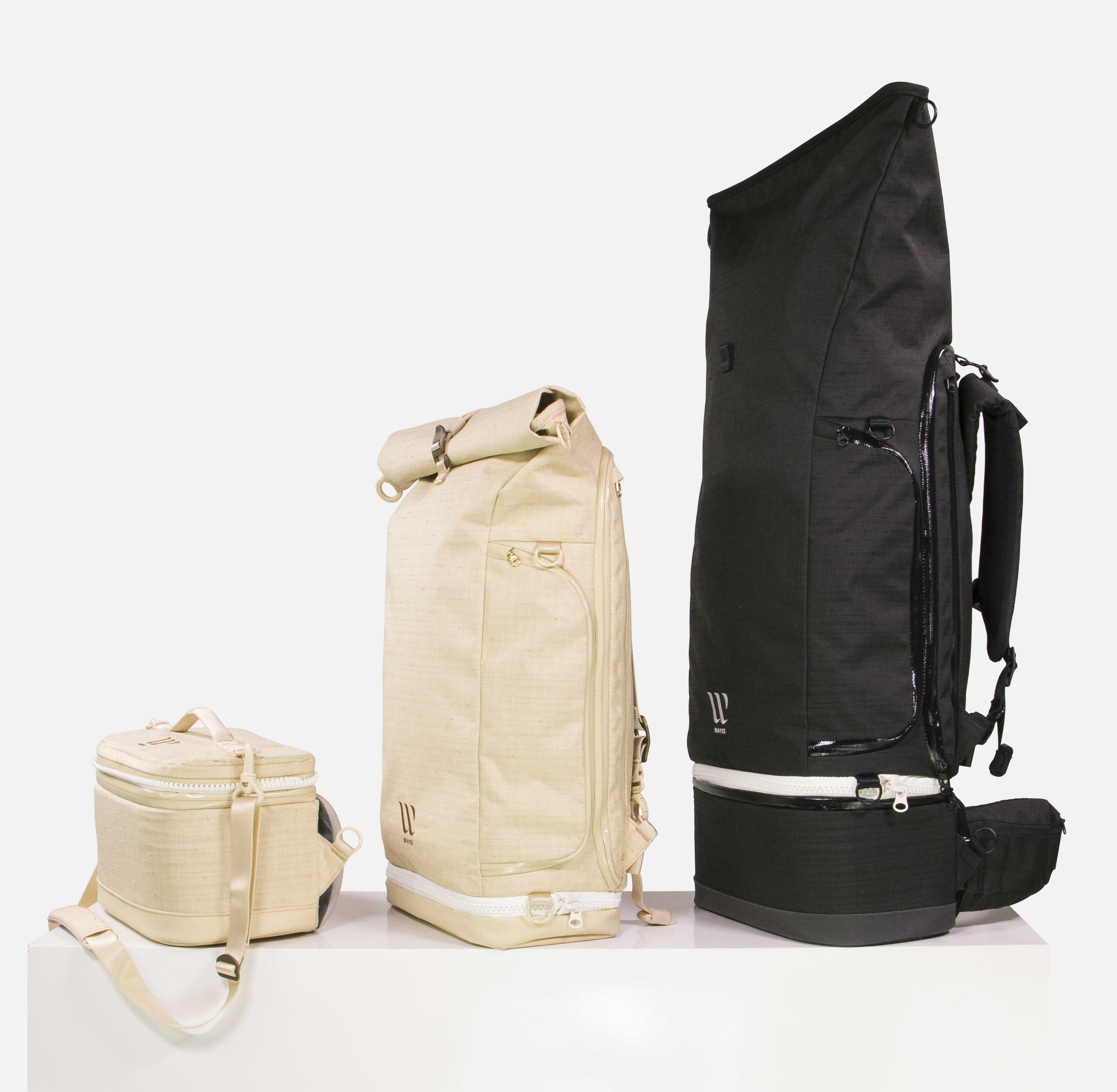 75d120f8175b WAYKS ONE is a modular travel backpack that can be converted into a smaller  day pack and camera bag.