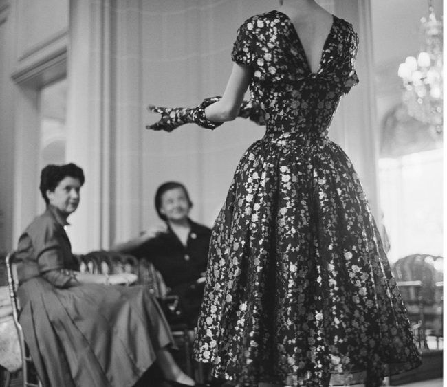 Dior Glamour Photographs by Mark Shaw