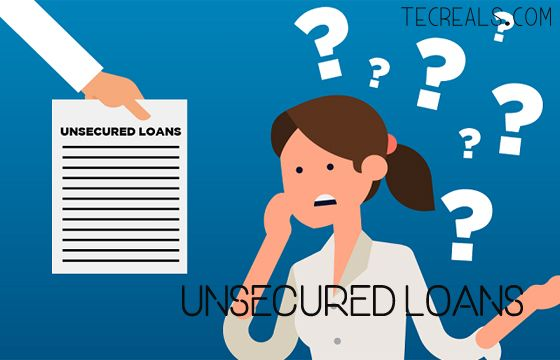 Unsecured Loans Types of Unsecured Loans Approval for