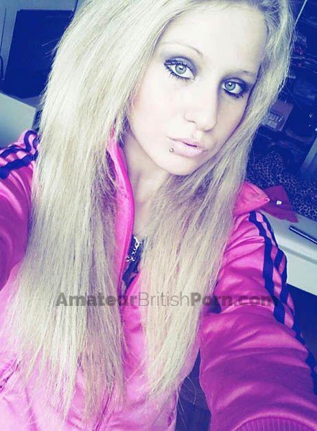 girl nackt British