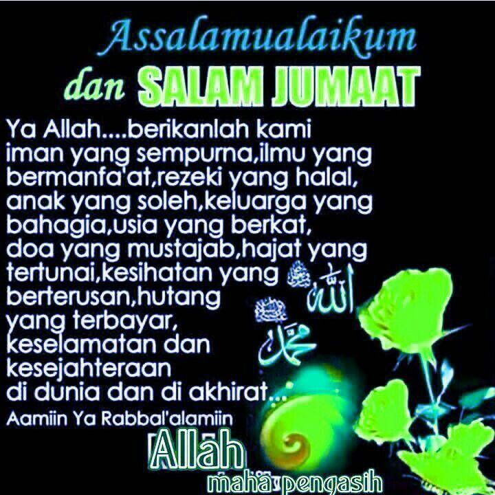 Pin Oleh Nana Hazelina Di Islamic Quotes Dengan Gambar Doa