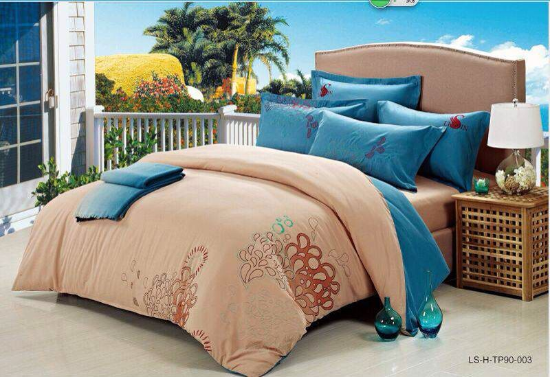 Cover Sets Only 1 Duvet Cover 1 Bed Sheet 2 Pillow Cases 2 Cushion Cases Size 6 6 220 Cm 2 Embroidered Duvet Cover Duvet Cover Sets Bedding Sets
