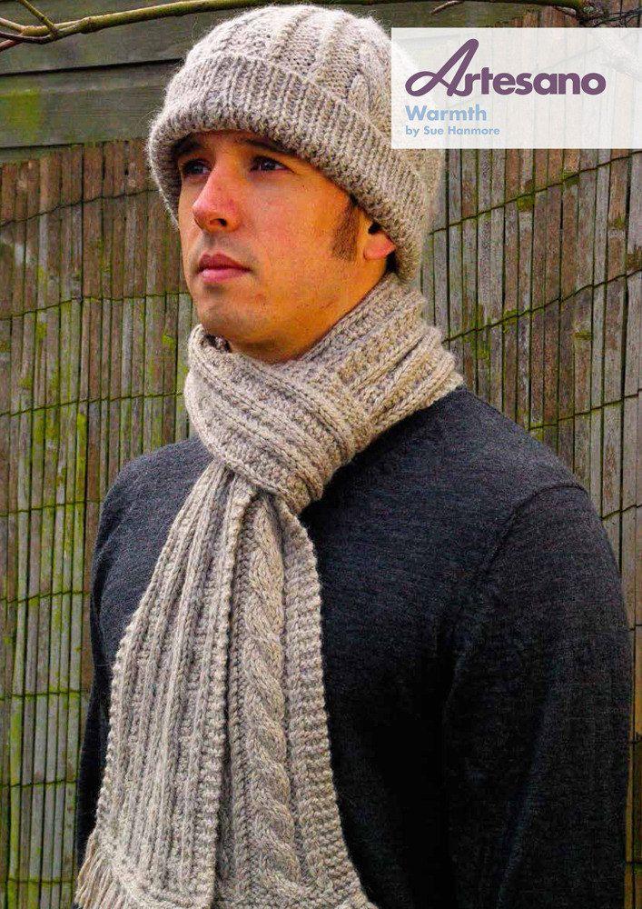 Warmth in Artesano Aran | Knitting Patterns | LoveKnitting ...