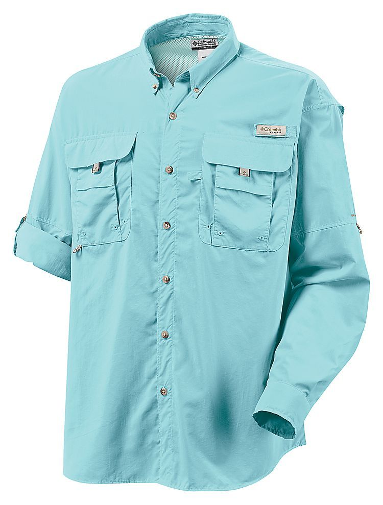 3c6cdf2263a Columbia Bahama II Long Sleeve Shirt with Omni-Shade for Men | Bass Pro  Shops
