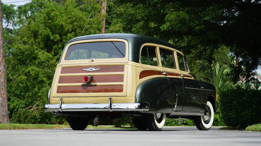 1950 Chevrolet Styleline Deluxe Woody Wagon In 2020 Woody Wagon Chevrolet Wagon