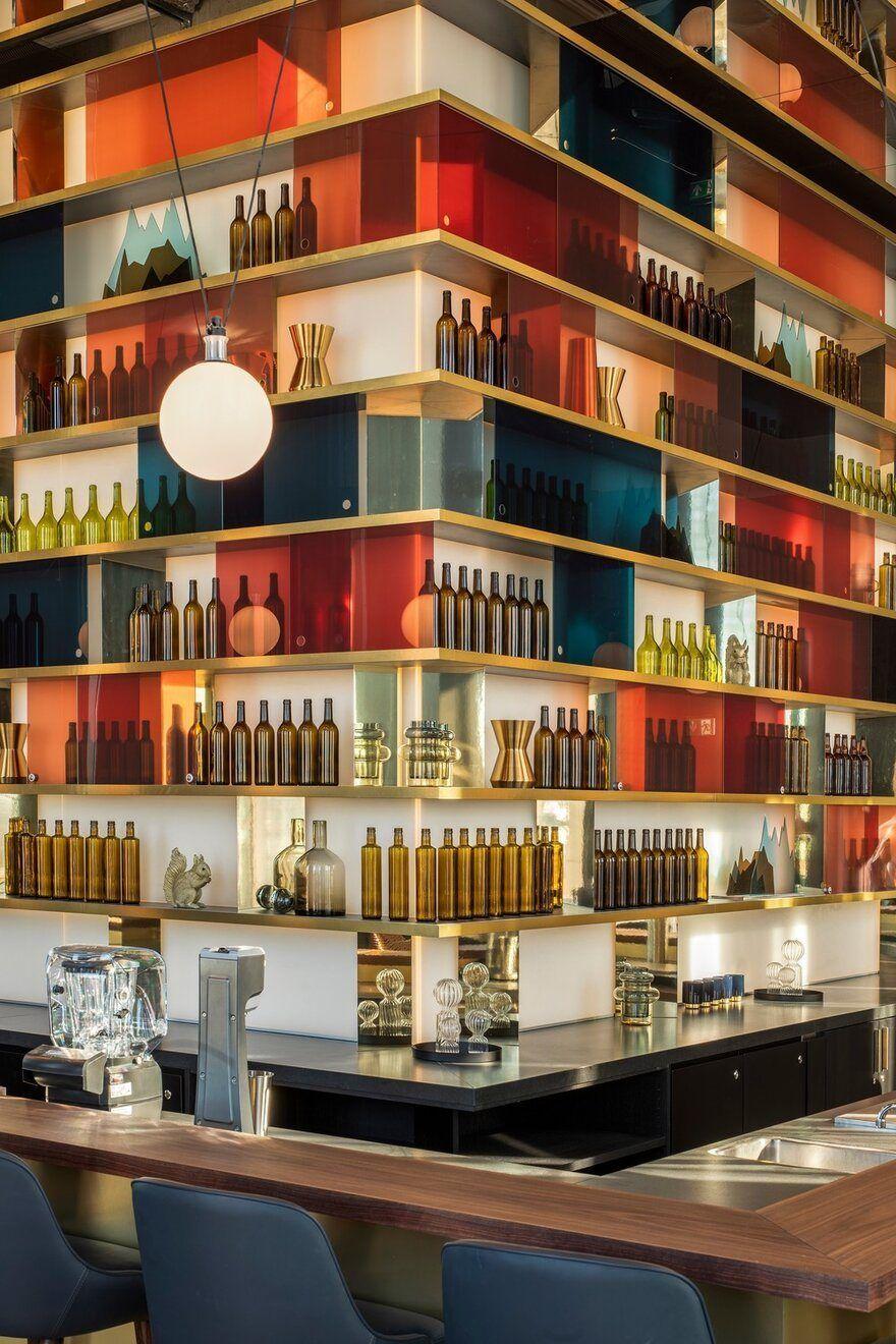 Hotel Andaz in München by Concrete Studio Amsterdam