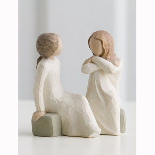 2020 National Best Friend Day 16 Awesome Gifts For Best Friends Willow Tree Figurines Willow Tree Figures Willow Tree Angels