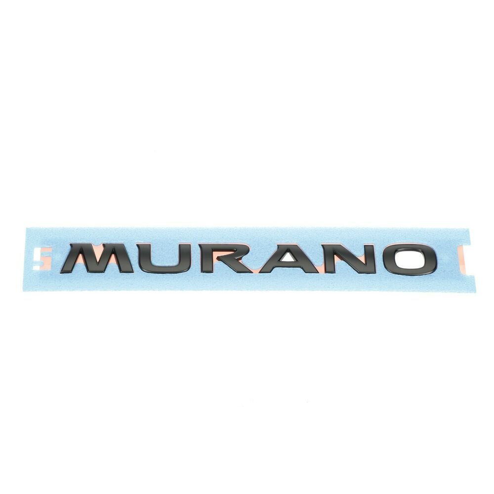 NEW OEM NISSAN MURANO 20182019 MIDNIGHT EDITIO… Nissan