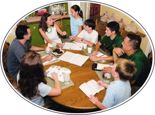 Cub Scout Family introduction packet ideas.