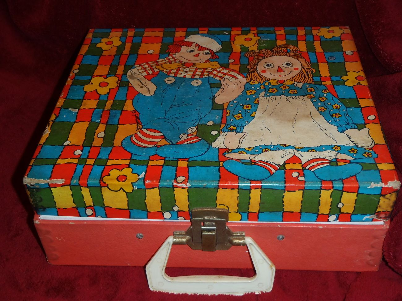 raggedy ann and andy record player turntable exact one i had
