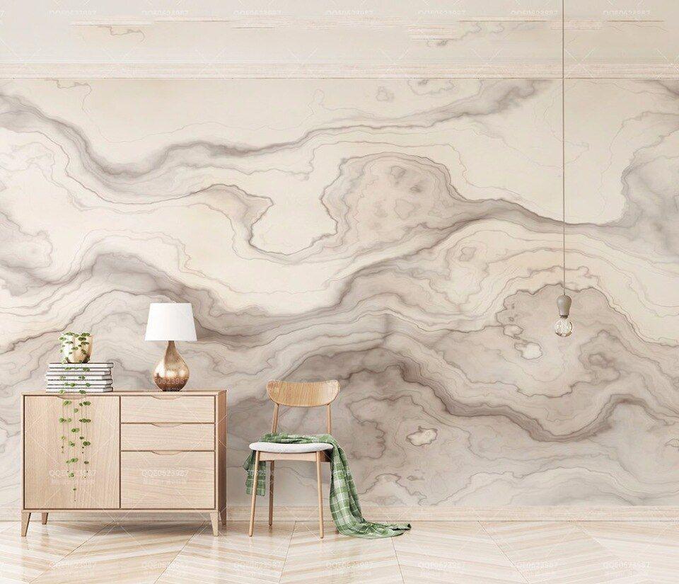 Best Online Shop Bacaz Abstract Texture 3D Marble Wallpaper 400 x 300
