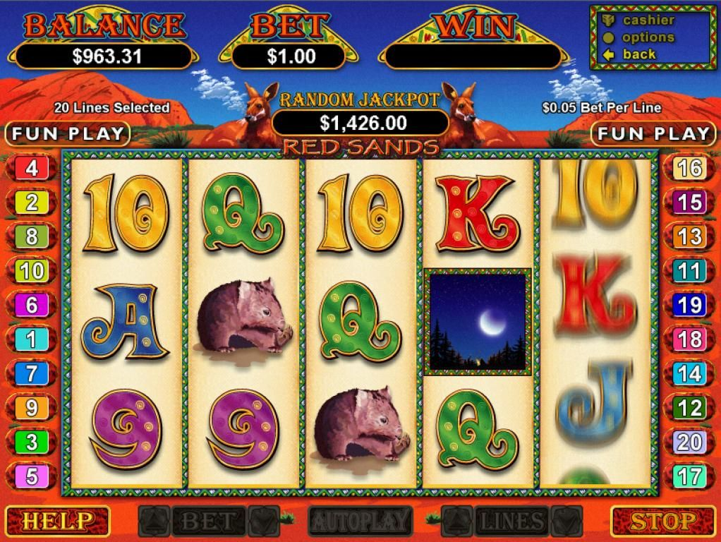 Red Sands Slot Review Bonuses By Play Slots 4 Real Money Play Slots Slot Red