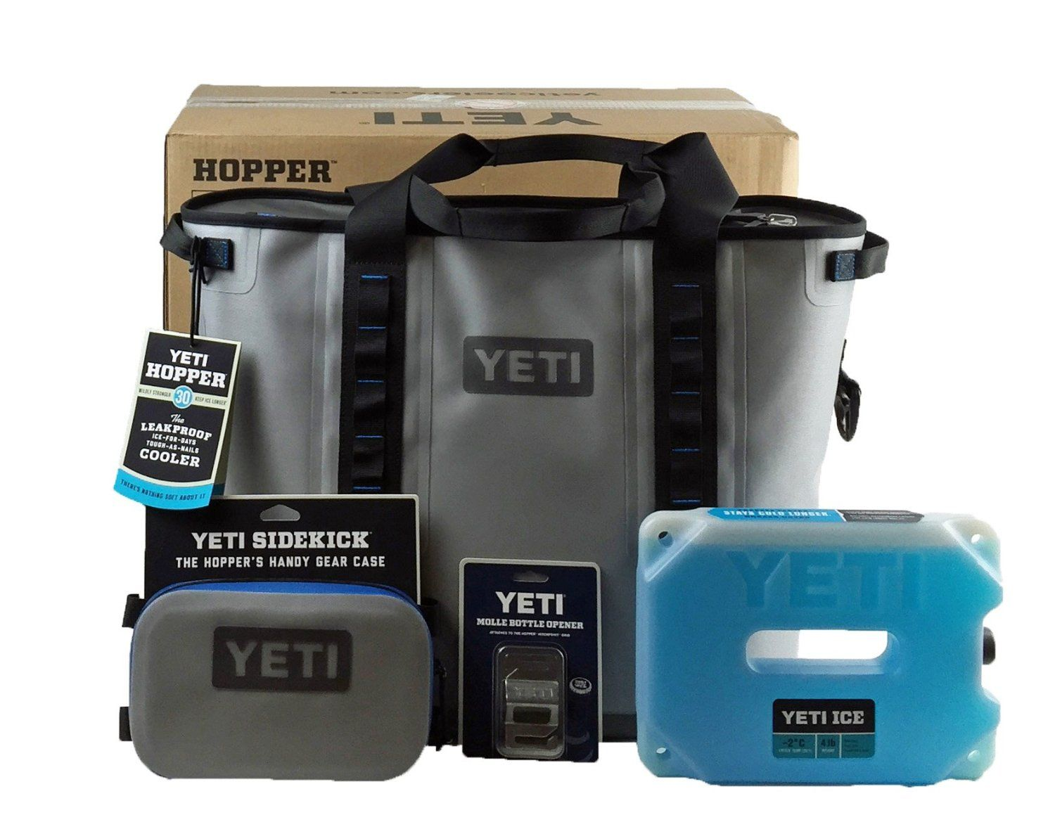 Ultimate YETI Hopper 30 Bundle | Sports & Outdoors | Pinterest ...