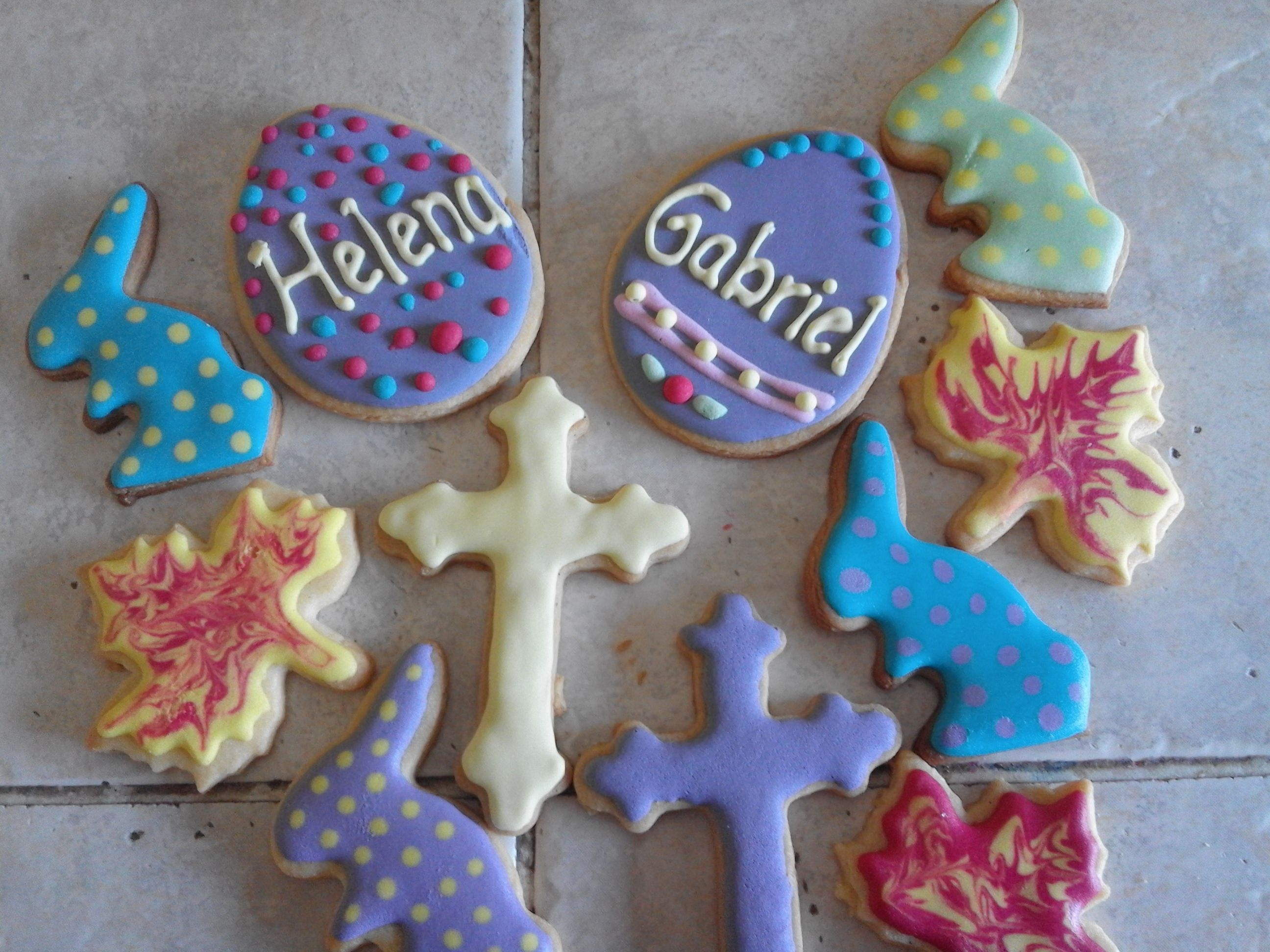 #Easter and #Autumn #SouthernHemisphere #Cookies