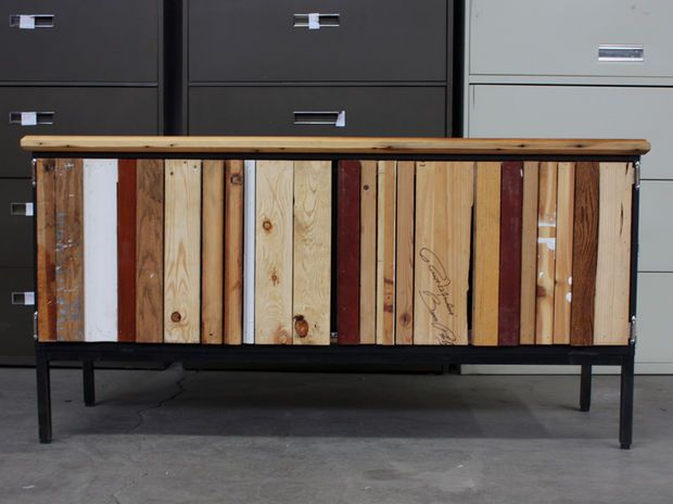 Credenza Definition In Art : Scrap credenza woods and room