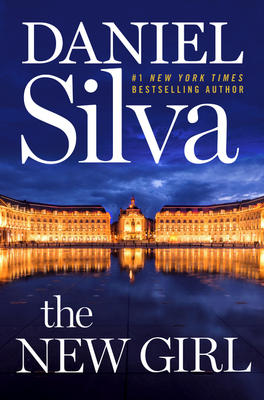 Ticketed Event Daniel Silva THE NEW GIRL Book Signing and